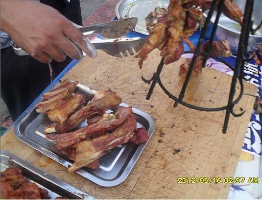 乌鲁木齐隆翔瑞丰餐饮管理有限公司--乌鲁木齐厨师-肉